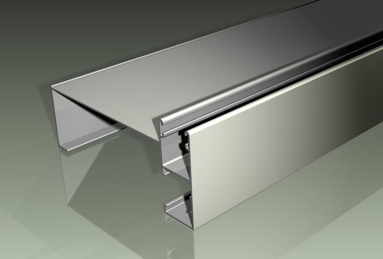 Guias aluminio de extrusi n mocaplas - Guia de aluminio ...